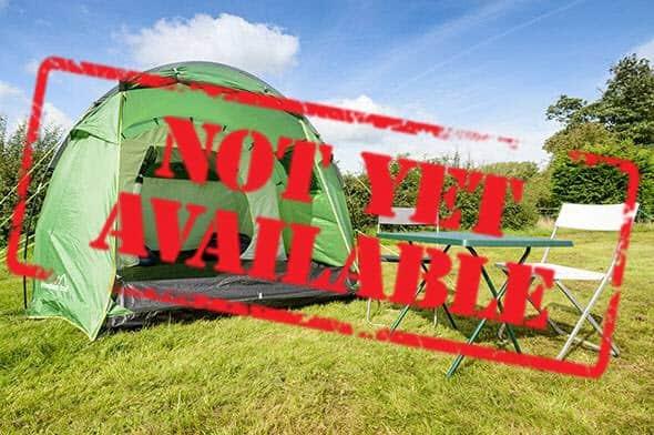 2/3 Person Standard Tent - British MotoGP
