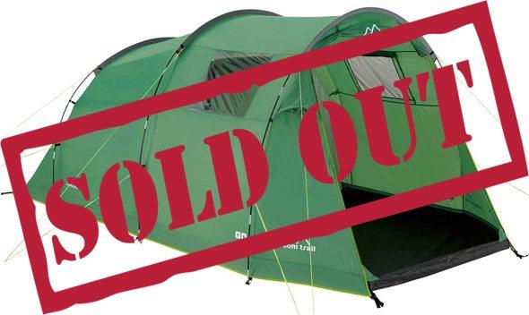 2 Person Standard Tent - Silverstone Classic