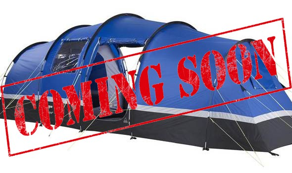 4/5 Person Standard Tent - British F1 Grand Prix