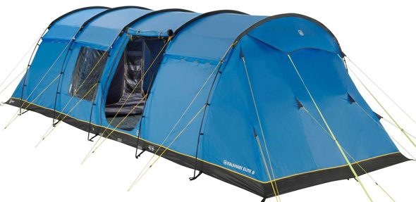8 Person Standard Tent - British MotoGP