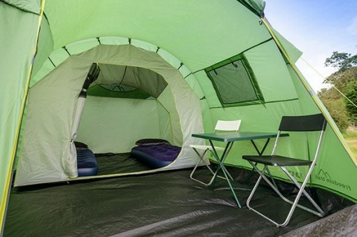 2 person standard tent for F1 and MotoGP