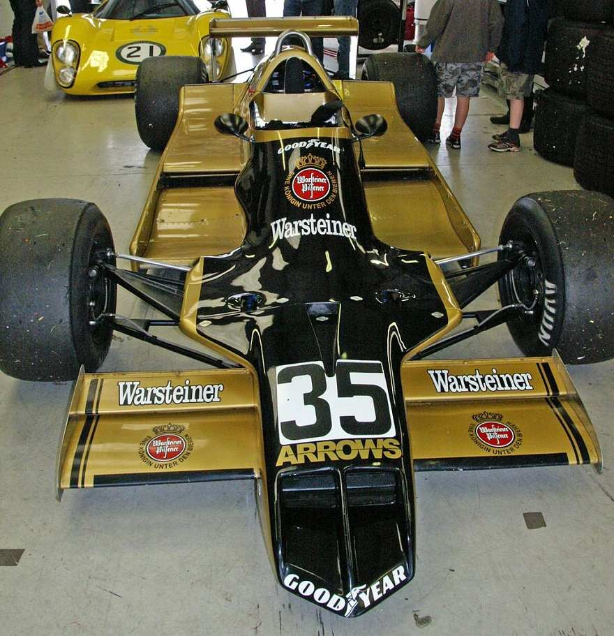 Arrows A1 F1 car