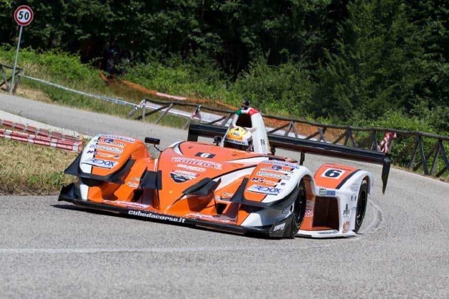 Domenico Cubeda Osella FA30 Zytek V8