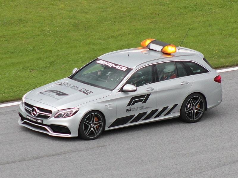 F1 Medical car 2018
