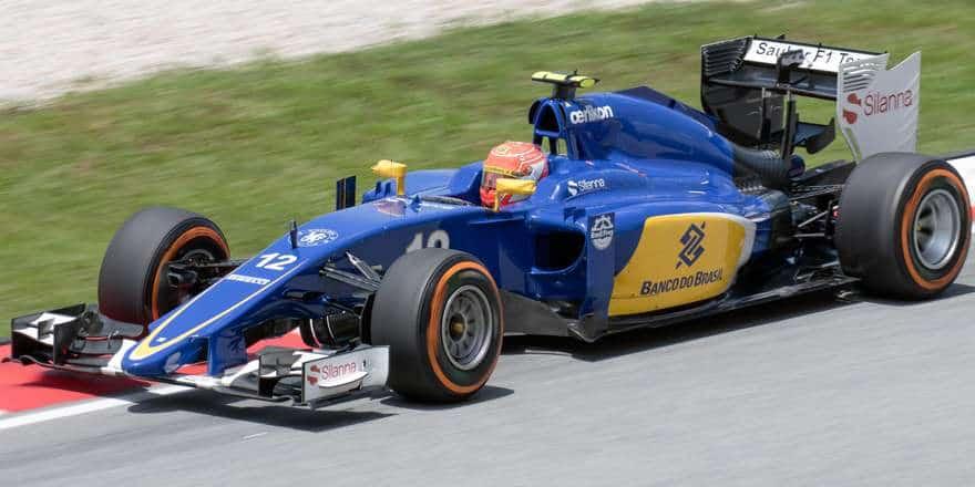 Felipe Nasr Sauber F1 2015 Malaysian Grand Prix