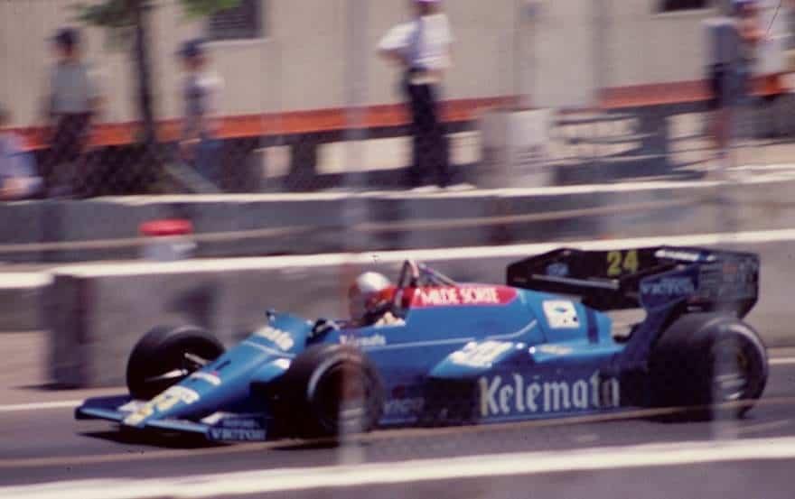 Osella F1 FA1F 1984