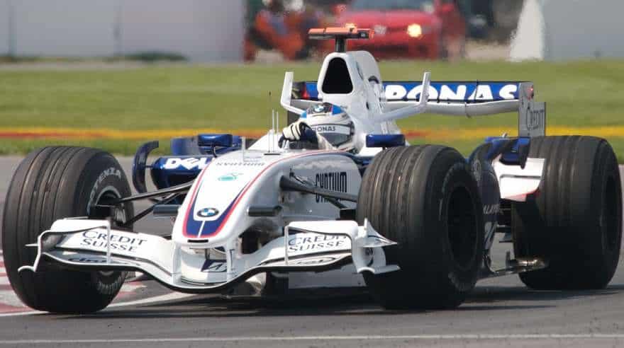 Nick HeidFeld Sauber F1 2007 Canada