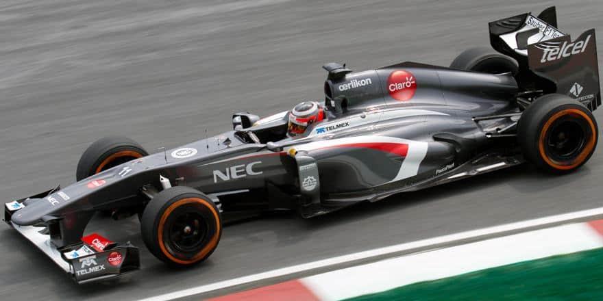 Nico Hulkenberg Sauber F1 2013 Malaysian Grand Prix