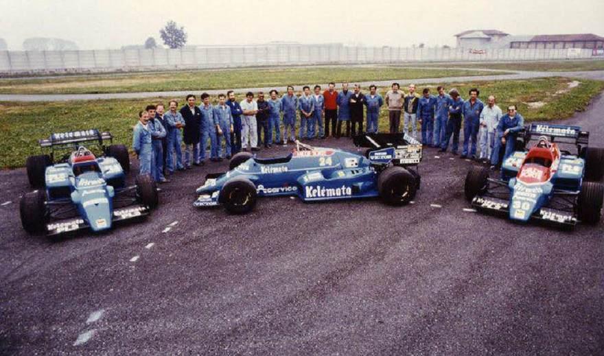 Osella FA1 1984