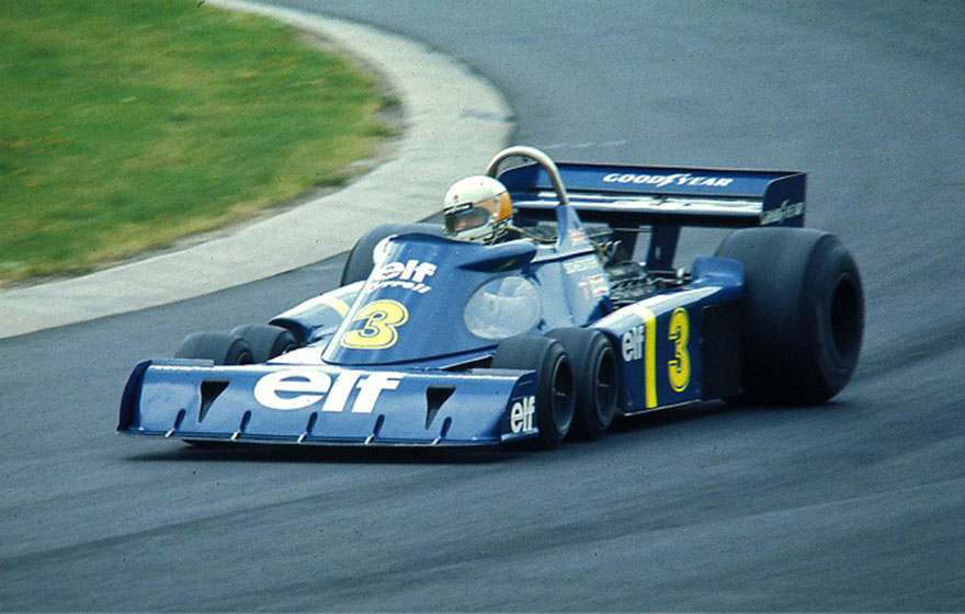 The Tyrrell F1 Tale – Winning The F1 Championship from a Woodshed