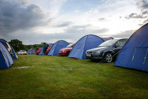 Laura Evans UK & Silverstone F1 Camping 2018 - British Grand Prix Camping with ...