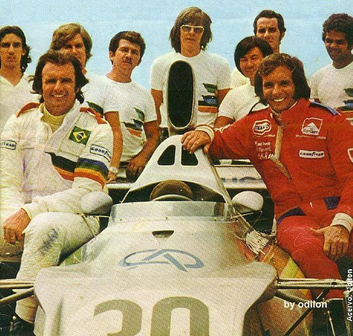 copersucar fittipaldi f1 team