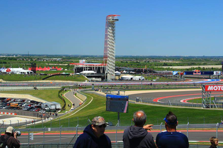 COTA viewing tower