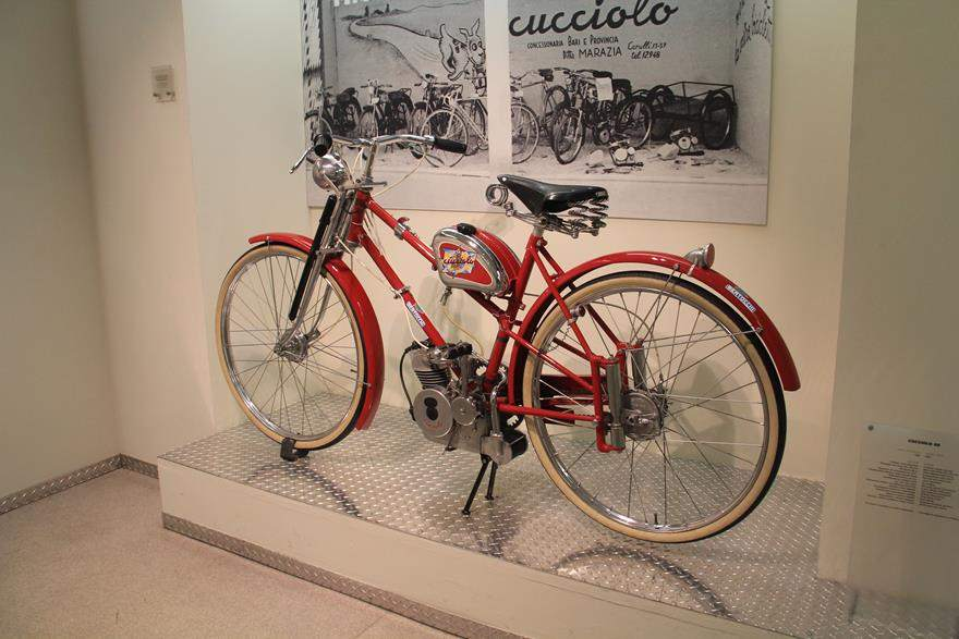 Ducati museum first every motorcycle