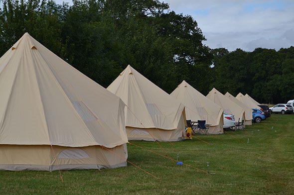 2 Person Gl&ing Tent u2013 British F1 Grand Prix & 2 Person Glamping Tent - British F1 Grand Prix - intentsGP