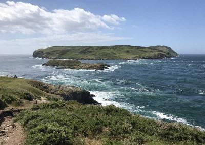 Isle of Man TT stunning scenery