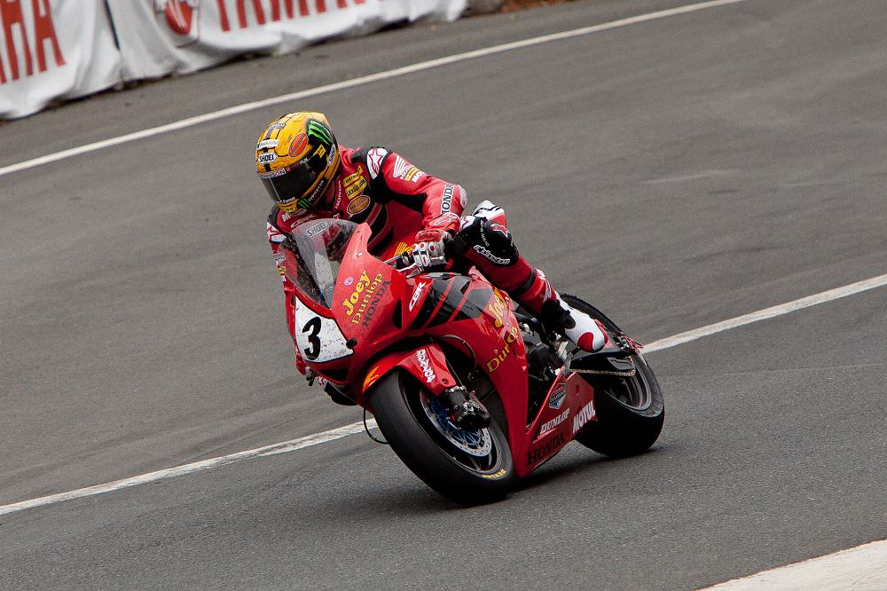 John McGuinness Isle of Man TT