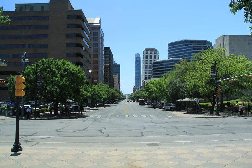 main street in Austin Texas