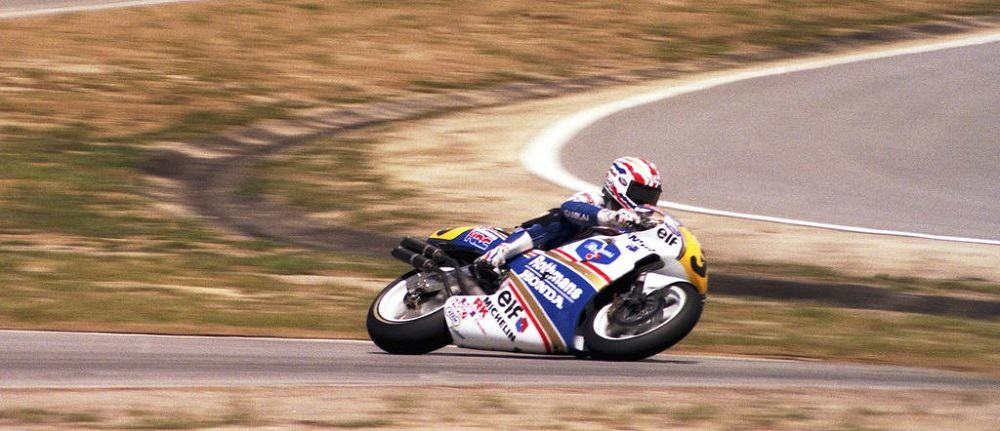 Mick Doohan Laguna Seca 1990 MotoGP