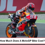 How much does a motogp bike cost?