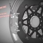 motogp fron brake disc