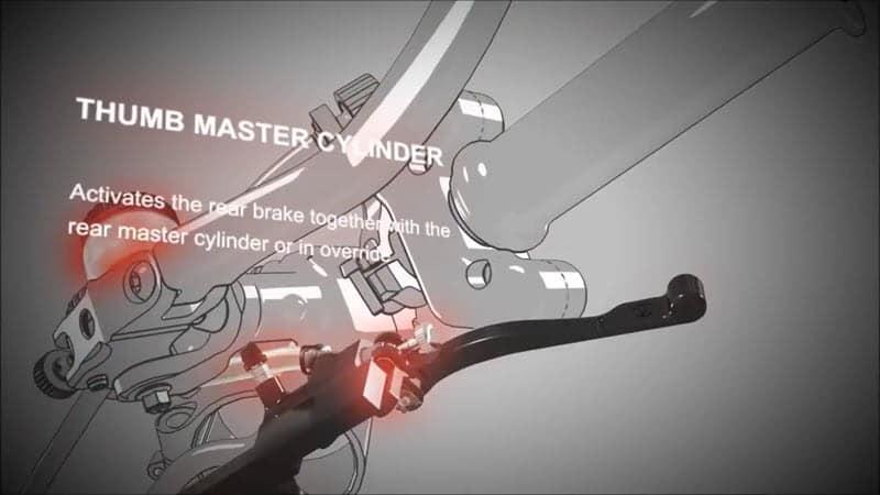 motogp thumb master cylinder
