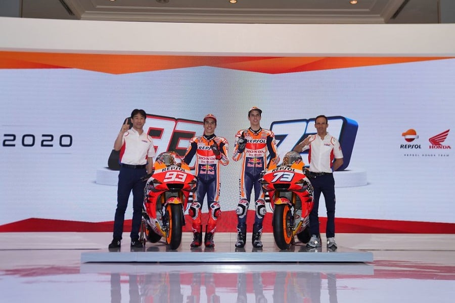 Repsol Honda Team 2020