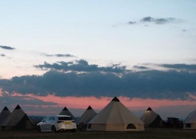 intentsGP Silverstone F1 campsite 2021