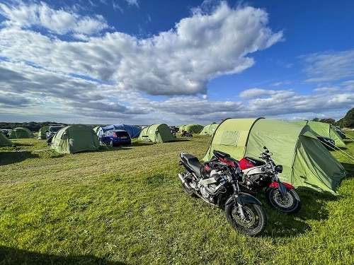 silverstone motogp camping with intentsGP