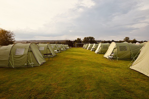 spa f1 camping - intentsGP campsite