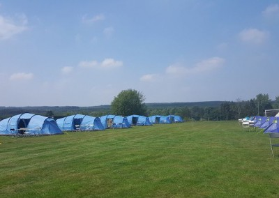 intentsGP camping and glamping for the Belgian F1 Grand Prix